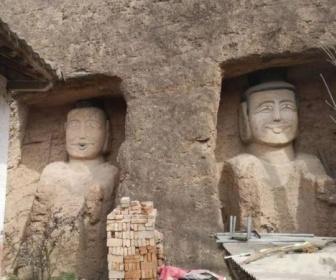 【中国】修復された仏像の顔に大爆笑!? 担当者「前からこんな感じでした」―中国 2020/06/23  [朝一から閉店までφ★]