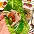 『香里園 韓国料理 OBANIのチヂミは是非食べて欲しい1品です。』の画像