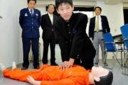 【お手柄】「心肺蘇生法、分かるのでやります」 中3男子が足場から転落し意識不明男性の命救う 兵庫県警、善行賞贈る
