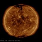 『宇宙天気ニュース & 関連事項』の画像