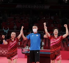 海外「凄い復活劇だった!」オリンピックの卓球で日本史上初の金メダルとなった男女混合の水谷・伊藤ペアの勝利に対する海外の反応