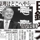 『日本株の最大リスクは日銀だ!2018年の日銀ETF買いが6兆円突破。』の画像
