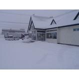 『遠野が雪に埋もれた日』の画像