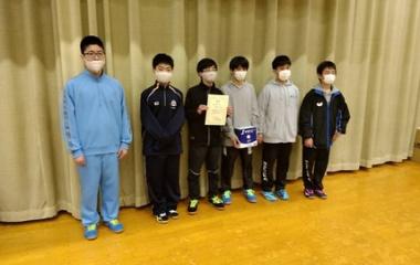 『第42回三本木卓球選手権大会』の画像