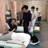 『痛くて伸ばせない膝を伸ばす方法【吉野マッスルセラピストスクール 筋膜・トリガーポイント勉強会】』の画像