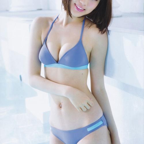 【宮脇咲良パンチラ下着エロ画像150枚!】水着おっぱいIZ*ONEHKT48抜ける画像!