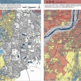 『岡崎市の「水害対応マップ」を眺めておくことが必要と再認識』の画像