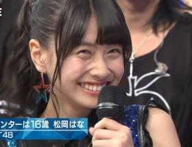 HKT48の新センター(16)の笑った顔がヤバイと話題にwwwwwwwwwww
