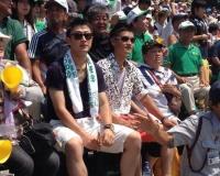 【画像】阪神大和、甲子園球場に来ていたwwwwwwwwwwww