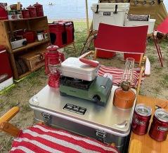 ラージメスティンはソロキャンプに超便利!その理由を詳しくブログで紹介。