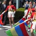 2013年横浜開港記念みなと祭国際仮装行列第61回ザよこはまパレード その77(鎌倉女子大学中等部・高等部マーチングバンド)