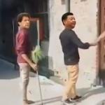 【動画】インド、モディ首相にビビって急に盲人のふりをする習近平のMAD動画が爆笑! [海外]