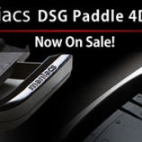 『maniacs DSG Paddle 4D Extension/S-tronic Paddle Progress の次回入荷について 10/1』の画像