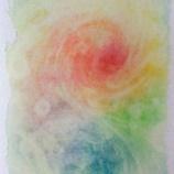 『アートセラピー日記(パステル教室コース)普段やっていることの逆をやってみる』の画像