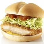 マクドナルド、新商品キター! 「とんかつマックバーガー」を期間限定で販売