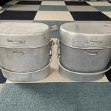 『フランス軍分隊用飯盒 ル・ブテオン《メーカーの違いによる差異》』の画像