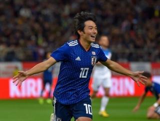 【悲報】中島が日本代表から外れて悲し過ぎる…