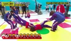 【乃木坂46】西野七瀬、衛藤美彩にチョークを決められる・・・