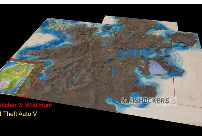 FF15のマップ広過ぎワロタwww