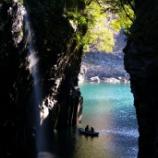『いつか行きたい日本の名所 高千穂峡』の画像