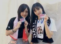 AKB48SHOWの特派員として谷川聖、下尾みうが山本彩卒業コンサートに潜入取材!
