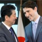 【動画】カナダ首相が安倍首相との会談で日本のことを中国と2度も言い間違える! [海外]