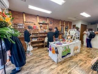 金田町につくってたハンドメイド雑貨と洋服のお店「SUGAR」がオープンしてる