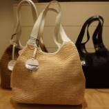 『AURORA PRESTIGE(オーロラプレステージ)Basket bag NICOTANG-M』の画像