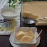 ミルクたっぷり!簡単!ゼラチンプリンのミルクソース 子どもと一緒に作ってみてください。