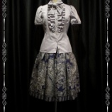 『セミオーダー ギャザースカートをご紹介いたします。』の画像