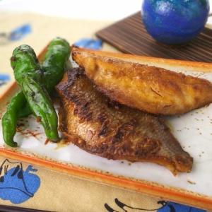 香ばしい香りが食欲をそそる♪鯛の生姜焼き