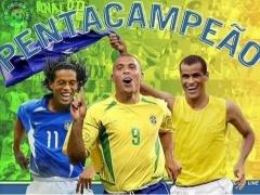 全盛期のブラジル代表のメンツwww
