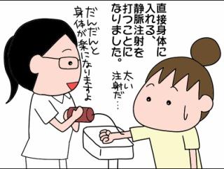 入院と手術のお話③~子宮筋腫~