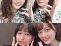 【日向坂46乃木坂の山下のブログにて、レア影ちゃん発見!!????
