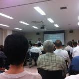『戸田市防災講演会に出席しました』の画像