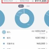 『【2021年2月度】金融資産1000万円越えの我が家の家計公開!』の画像