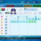 『園田 海未 パワプロ2020版』の画像
