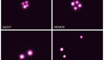 【宇宙ヤバイ】「ほぼ光速に達している」 『アインシュタインの十字架』に存在する超大質量ブラックホールの自転速度を測定成功