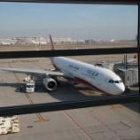 『羽田(HND)-上海(SHA) 上海航空FM816便 エコノミークラス搭乗記』の画像