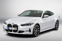 BMW、新型4シリーズクーペ発売!Mと同じ縦長グリル採用