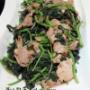 豚と野菜の味噌炒め