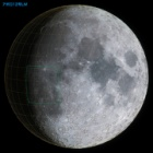 『8/10はアポロ12号着陸地点が見頃&ムーンフィルター効果 2019/08/10』の画像