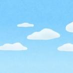 「どうやらこの女性は、空に浮かぶ雲を持ち運ぶことができるようだ…」よく見ると違和感を覚える写真