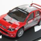 『43-0190 Mitsubishi Lancer WRC 04 ラリーカーコレクション vol.80』の画像