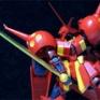 【ガンプラ】HGUC R・ジャジャを組む!成型色が思ったよりも赤い!?