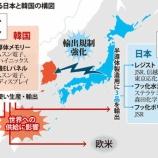 『【朗報】サムスン、営業利益が大幅減少!ダメ押しの日本の経済制裁で韓国経済は完全終了へwww』の画像