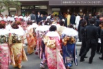 交野市成人式はコロナの影響で午前と午後の2部構成で開催される!
