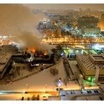 【動画】ロシア最大規模の図書館が炎上…貴重な文書100万点焼失