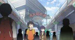 【ハイスコアガールⅡ】第22話 感想 決戦前の大阪旅行