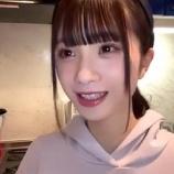 『[動画]2021.01.15(17:34~) SHOWROOM 「≠ME(ノットイコールミー) 菅波美鈴 ※お料理配信」@個人配信 【ノイミー】』の画像